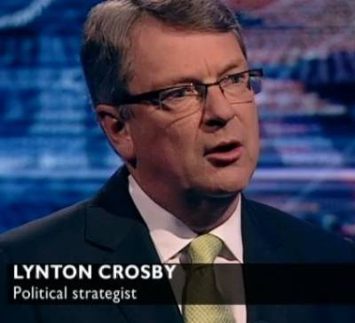 Lynton Crosby DID lobby the government on tobacco policy