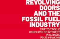 Calling time on Europe's revolving door with the fossil fuel industry