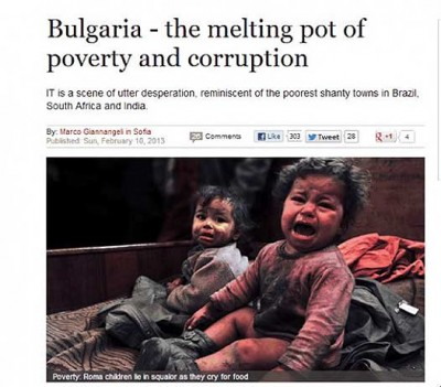 "Misinformation and propaganda: British media coverage of the Bulgarian ""problem"""
