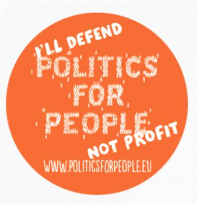 Nearly 1000 prospective MEPs pledge to stand up for people over profit